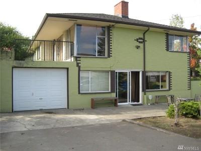 Single Family Home For Sale: 2451 S Spencer St