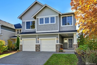 Snohomish County Single Family Home For Sale: 1218 124th Place SE