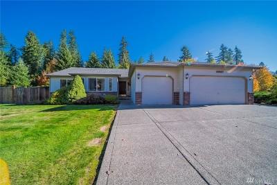 Granite Falls Single Family Home For Sale: 10617 168th Ave NE
