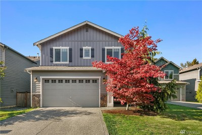 Bothell Single Family Home For Sale: 17314 13th Ave SE