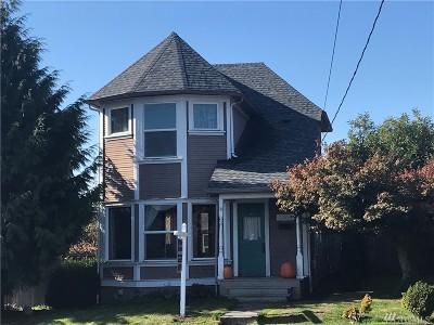 Everett Single Family Home For Sale: 2806 Cedar St