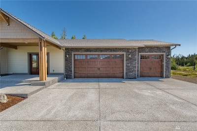 Single Family Home For Sale: 90 Twin Peaks Lane