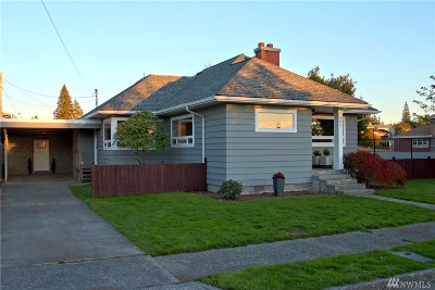 Single Family Home For Sale: 403 N Gifford Ave