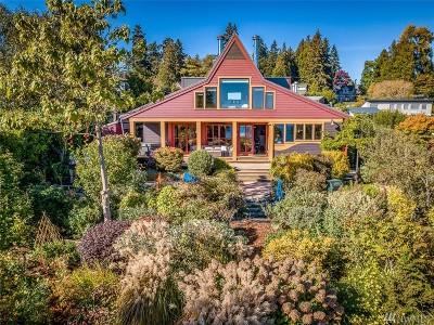 Bainbridge Island Single Family Home For Sale: 1237 Hawley Wy NE