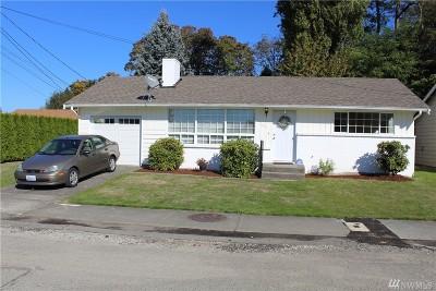 Renton Single Family Home For Sale: 1514 Beacon Wy S