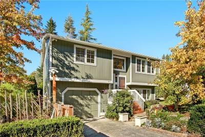 Snohomish County Single Family Home For Sale: 915 Fir Ave