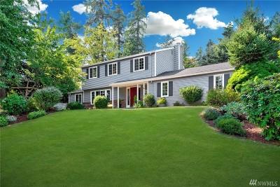 Redmond Single Family Home For Sale: 10331 184th Ave NE