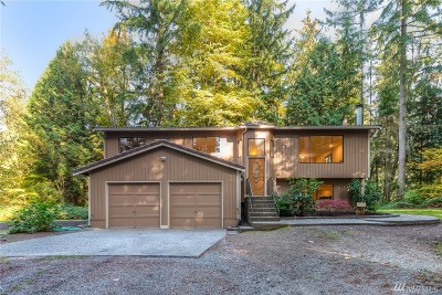 Woodinville Single Family Home For Sale: 21605 78th Ave SE