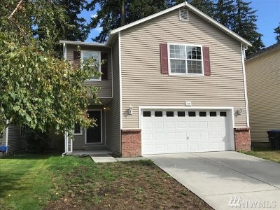 Snohomish County Single Family Home For Sale: 17509 14th Dr SE