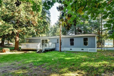 Stanwood Single Family Home For Sale: 8211 323rd Place NW