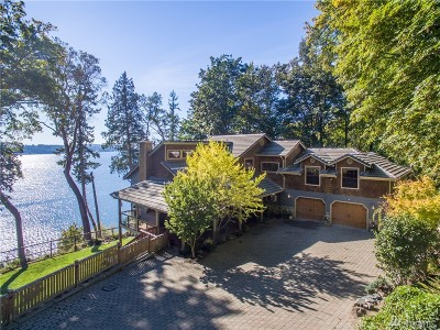 Gig Harbor Single Family Home For Sale: 9208 128th St Ct NW
