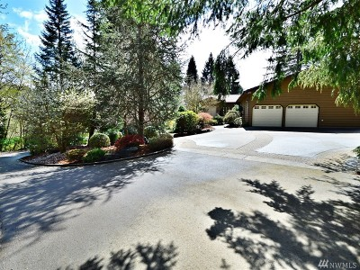 Pierce County Single Family Home For Sale: 9710 Jacobsen Lane