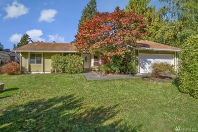 Port Orchard Single Family Home For Sale: 2644 Grand Fir Place SE