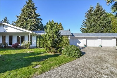 Snohomish County Single Family Home For Sale: 6219 84th Place NE