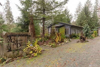 Snohomish County Single Family Home For Sale: 36323 324th St NE