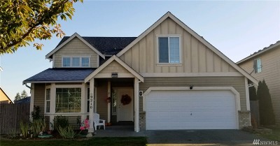 Yelm Single Family Home For Sale: 9210 Canal Rd SE
