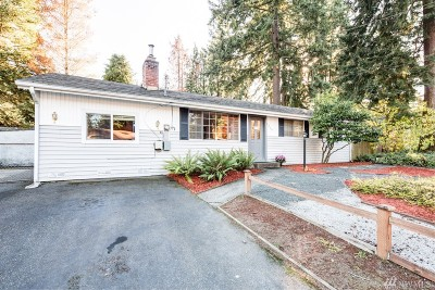 Lynnwood Single Family Home For Sale: 5714 178th St SW