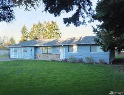 Centralia Single Family Home For Sale: 3714 Harrison Ave