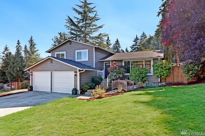 Bothell Single Family Home For Sale: 10819 NE 154th Place