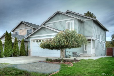 Snohomish County Condo/Townhouse For Sale: 13924 19th Ave NE #A