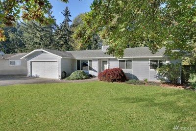 Pierce County Single Family Home For Sale: 2404 26th St SE
