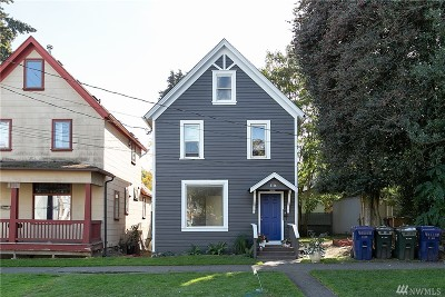 Tacoma Multi Family Home For Sale: 1114 S 8th St