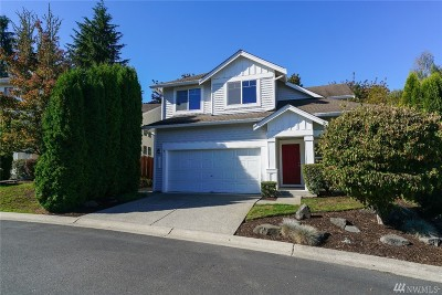 Snohomish Condo/Townhouse For Sale: 13604 68th Dr SE