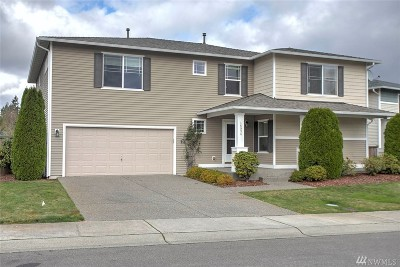 Renton Single Family Home For Sale: 16934 SE 182nd Place
