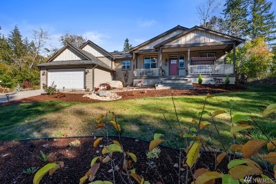 Bremerton Single Family Home For Sale: 4119 NW Country Lane