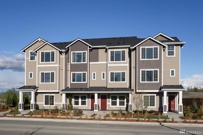 Everett Single Family Home For Sale: 3460 31st Dr #18.2