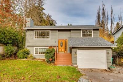 Shoreline Single Family Home For Sale: 1906 NE 190th St