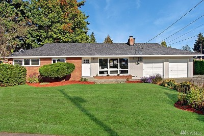 Snohomish County Single Family Home For Sale: 921 87th St SE