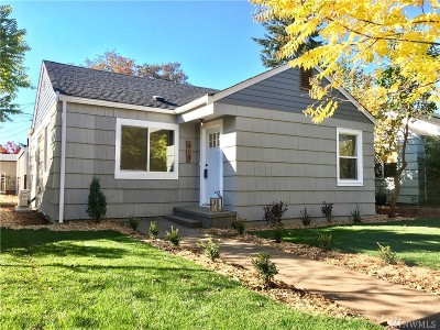 Olympia Single Family Home For Sale: 413 Decatur St