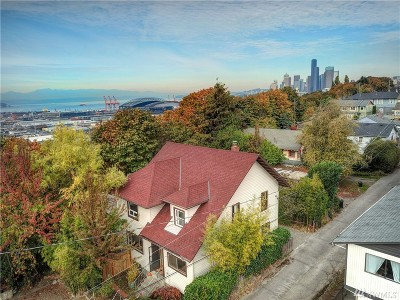 Seattle Single Family Home For Sale: 1208 S Walker St