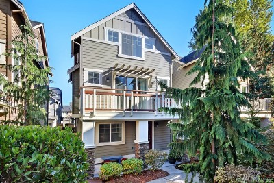 Bothell WA Condo/Townhouse For Sale: $460,000