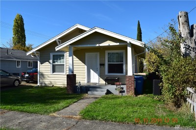 Chehalis Single Family Home For Sale: 274 SW 1st St