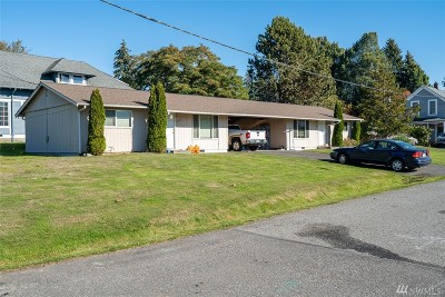 Bellingham Multi Family Home For Sale: 2105 Mill Ave