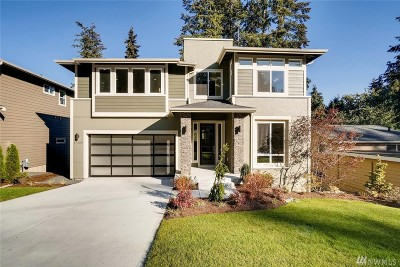 Shoreline Single Family Home For Sale: 17550 Wallingford Ave N