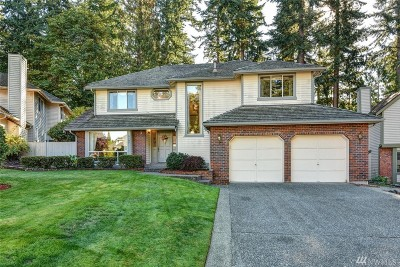 Mukilteo Single Family Home For Sale: 5107 126th St SW