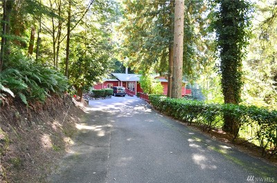 Lynnwood Single Family Home For Sale