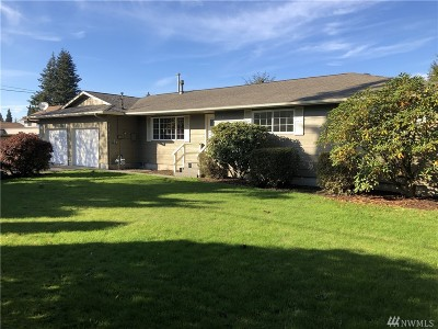 Sedro Woolley Single Family Home For Sale: 930 State St