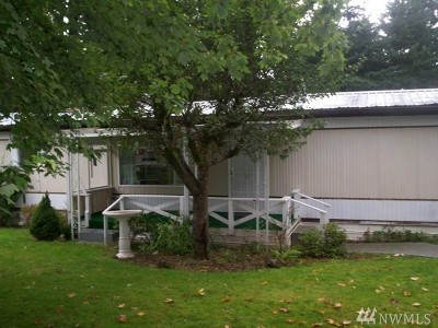 Mason County Rental For Rent: 30 SE Canna Place
