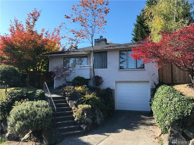 King County Rental For Rent: 3323 9th Ave W