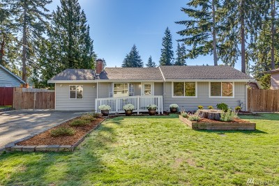 Lynnwood Single Family Home For Sale: 5906 178th St SW