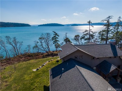 Anacortes Single Family Home For Sale: 8288 Oyster Shell Lane
