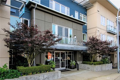 Kirkland Condo/Townhouse For Sale: 375 Kirkland Ave #316