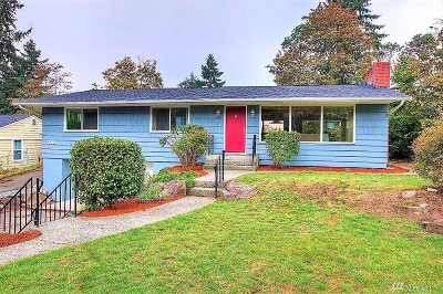 SeaTac Single Family Home For Sale: 3712 S 164th St