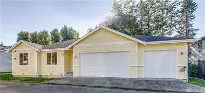 Tacoma Single Family Home For Sale: 2308 Browns Point Blvd
