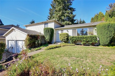 Kirkland Single Family Home For Sale: 13028 NE 128th Place