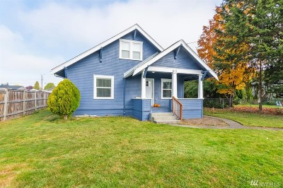 Puyallup Single Family Home For Sale: 917 6th Ave SW